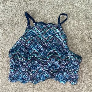 Justice colorful bralette!
